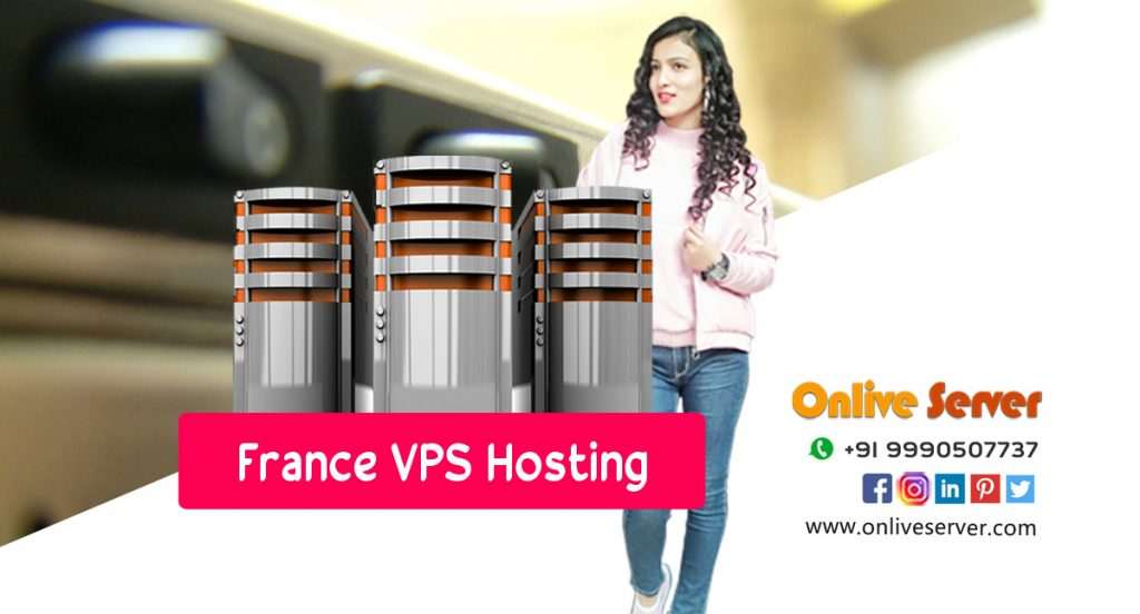 France VPS Hosting - Onlive Server